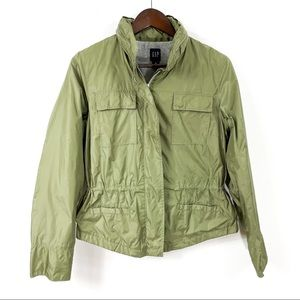 Gap Green Utility Jacket
